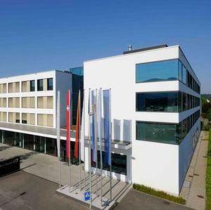Hauptquartier von Endress+Hauser in Reinach.