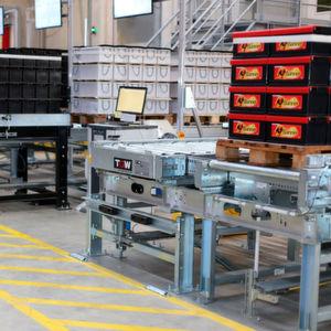 TGW erweiterte das Bestandslager des Batterieherstellers Banner in Linz, Österreich.