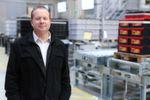 """Harald Klucsarits, Leitung Lager und Distributionslogistik bei Banner: """"Mit der Firma TGW sind wir überaus zufrieden und zuversichtlich, auch für die Zukunft eine zuverlässige Kooperation aufgebaut zu haben."""""""