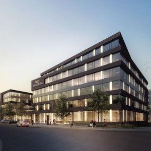 Trelleborg Sealing Solutions errichtet einen Neubau in Stuttgart.