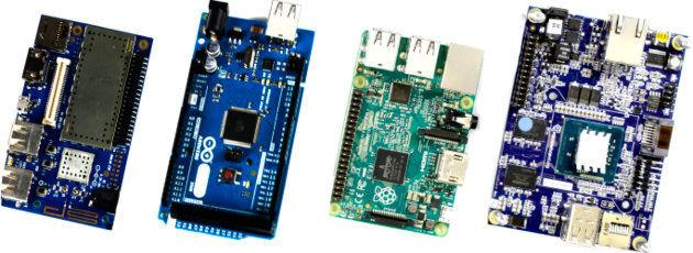 DragonBoard 410c, Arduino, Raspberry Pi 2 und MinnowBoard Max: Für diese Einplatinenrechner hat Microsoft ein Windows 10 IoT Core offiziell freigegeben. Installation und Konfiguration lässt sich über einen Windows-10-PC mit Hilfe des zugehörigen Windows 10 IoT Core Dashboard recht bequem erledigen.