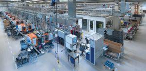 Vereinfachte Servicelösungen für eine gesteigerte Anlagenproduktivität.