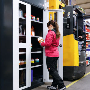 Neue Sicherheitsschränke fügen sich flexibel in betriebliche Abläufe ein