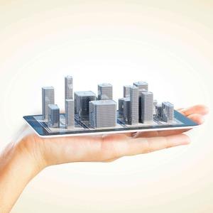 Die Großstädte stellen sich dem digitalen Wettbewerb