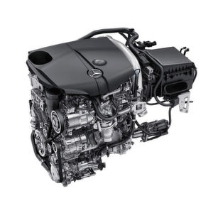 Der Mercedes-Vierzylinderdiesel mit der internen Bezeichnung OM 651 bereitet sich auf die Rente vor.