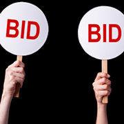 Live-Auktion beim Deutschen Remarketing Kongress 2016