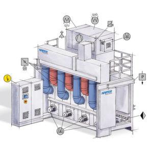Prozessschema des Airgenexmed-Verfahren von Harter.