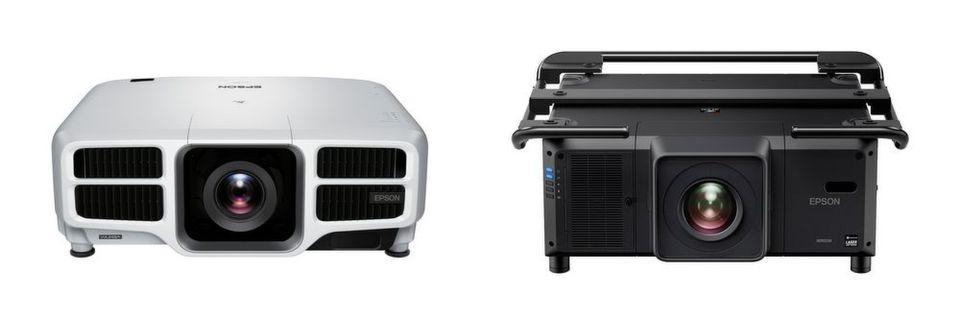 Epson präsentierte auf der ISE 2016 gleich eine ganze Reihe von Laserprojektoren mit WUXGA-Auflösung und 4K-Enhancement.