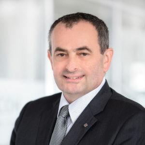 Niculae Cantuniar, CEO & Director Sales bei Ricoh Deutschland