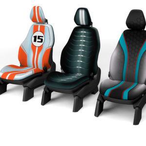 Individuell bedruckbare Sitze sind keine Zukunftsmusik mehr.