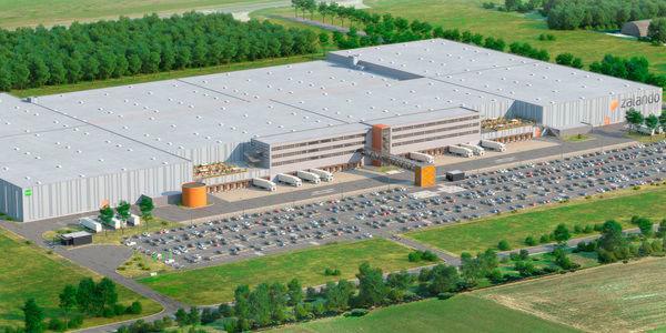 Der neue Standort wird es Zalando ermöglichen, seine Kunden in Süddeutschland, der Schweiz und Frankreich noch schneller zu beliefern und der weiterhin steigenden Nachfrage im Onlinehandel gerecht zu werden.