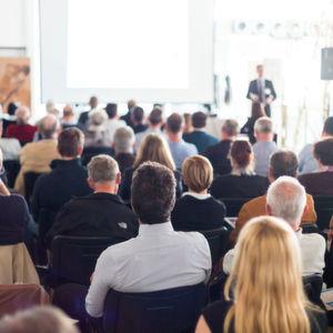 Auf der Logimat präsentiert Rainer ein umfangreiches Vortragsprogramm mit renommierten Referenten.