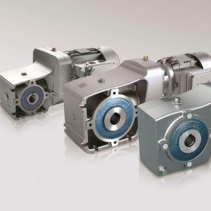 Mit der Erweiterung für kleine Lastbereiche ist die Nord-Getriebeserie in Kegelstirnradbauart für Drehmomente von 50 Nm bis 660 Nm erhältlich.