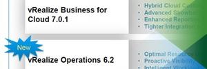 VMware präsentiert vRealize Suite 7