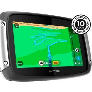 tomtom zum 10 j hrigen jubil um der rider 410. Black Bedroom Furniture Sets. Home Design Ideas