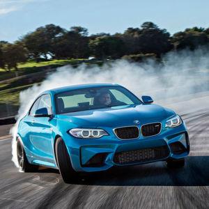 Gefahren: BMW M2 Coupé – nur zum Spaß