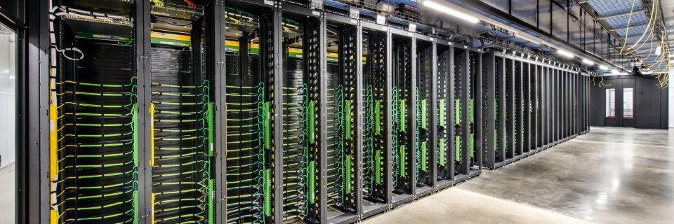 Für Datenschutz-besorgte Europäer: Rackspace-Rechenzentrum im britischen Crwaley