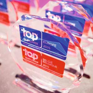 Das Top Employers Institute hat am 18. Februar knapp 200 Unternehmen mit dem international anerkannten Zertfizierungssiegel prämiert.