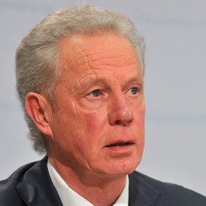 Vizepräsident Ulrich Fromme tritt nicht mehr an