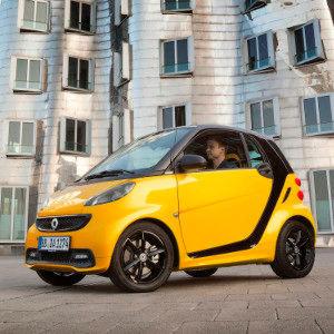 Smart Fortwo Coupé C451: Kleiner, wendiger Liebling für die City.