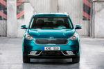 Kia bringt ein eigenständiges Hybrid-Fahrzeug.