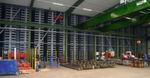 Das Remmert-Brückenlager bei Topp Stahl hat die Abmessungen 43 m x 8,8 m x 13 m (L x B x H).