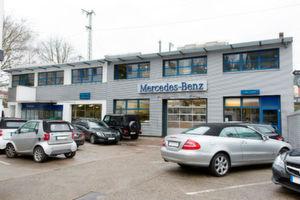 Der Mercedes-Betrieb Groepper gehört jetzt zum Autohaus Göbel.