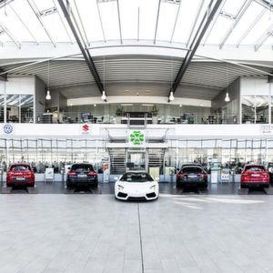 Die großen Autohändler: Feser-Graf-Gruppe