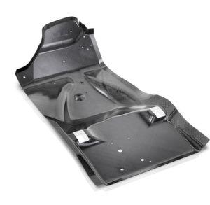 Taktzeit-Schwund: Wetmolding ermöglicht die zykluszeitreduzierte Herstellung dieser Bodeoberschale für einen BMW-Boliden. Krauss-Maffei macht das Verfahren zu einem JEC-Highlight im Pavillon 6, am Stand A38.)