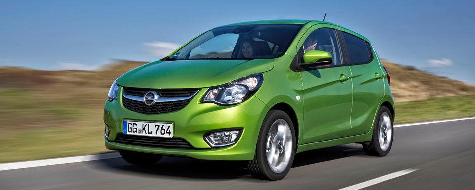 Nach Corsa und Adam bietet Opel mit dem Karl einen weiteren Kleinwagen im Sortiment an.