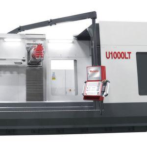 Die U1000LT gehört zur neuen Maschinenbaureihe und ist die erste lineargeführte Maschine im Portfolio von Volmatec CNC-Werkzeugmaschinen.
