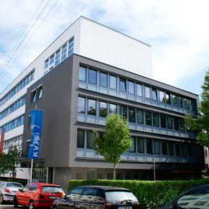 Sitz des KVJS in Stuttgart