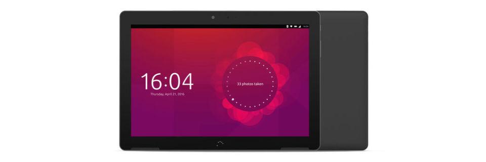 Das Aquaris M10 Ubuntu Edition soll ab dem zweiten Quartal dieses Jahres erhältlich sein.