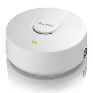 Der Zyxel NWA5123-AC ist mit integrierten Antennen und einer abschaltbaren LED-Anzeige ausgestattet.