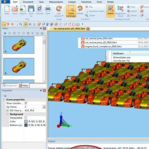 Kisters hat die neue Version der 3D-Viewstation vorgestellt.
