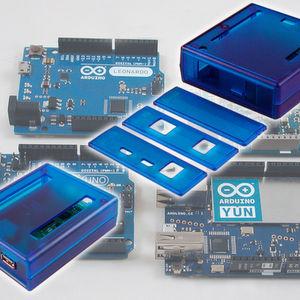 Entwicklerplatinen-Gehäuse für Arduino und BeagleBone