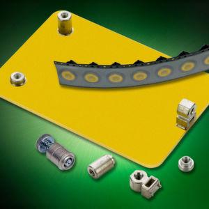 PEM Reel Fast SMT-Befestiger von Penn Engineering eignen sich als zuverlässige Befestigungslösungen für unterschiedlichste Einsätze auf gedruckten Leiterplatten.