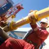 Chinesisches Cracker-Projekt läuft mit US-Gas und französischer Technologie