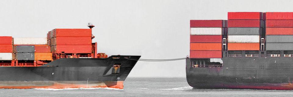 """319 Entscheider und Experten aus Außenwirtschaft, Logistik und Supply Chain Management wurden für die """"Global Trade Management Agenda 2016"""" befragt."""