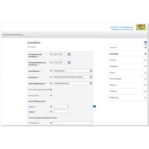 Der cit-Formular-Server wird u. a. im Bayerischen Landesamt für Digitalisierung, Breitband und Vermessung eingesetzt
