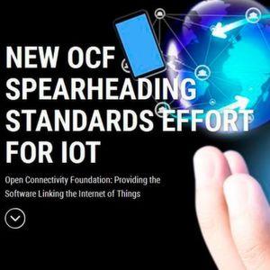 Erst ein paar Tage alt und schon ein Schwergewicht: Die Open Connectivity Foundation will gemeinsame Standards und Interoperabilität zwischen den Geräten im IoT vorantreiben.