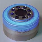 Die auf den Flexspline aufgetragene Kriechbarriere verhindert das Ausbreiten des Schmierstoffes.