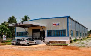 Im Industriegebiet Bidadi vor den Toren von Bangalore angesiedelt ist der Firmensitz der indischen HIPL India Pvt Ltd.