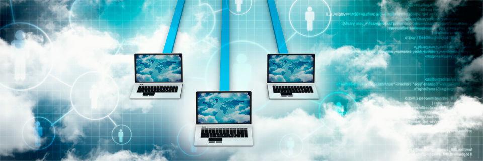 Monitoring und Detektion von Sicherheitsvorfällen in der Hybrid Cloud.