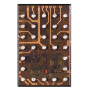 Geringe Abmessungen: Im CSP-Gehäuse misst der ZL70550 gerade einmal 3 mm x 2 mm.