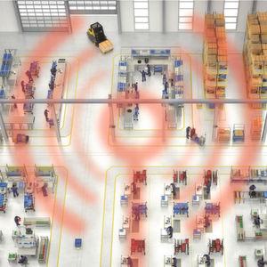 Funknetzwerke von Steute bieten durchgängigen Informationsfluss von der Feldebene bis zu den IT-Plattformen.