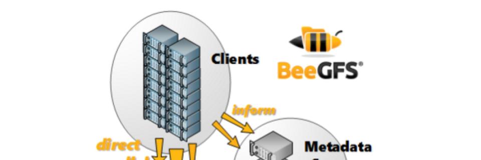 Hochperformantes, quelloffenes paralleles Dateisystem.
