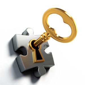 Die Software Pleasant Password Server weist jedem Mitarbeiter ein Master-Passwort zu.