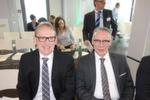 In der Ruhe liegt die Kraft (l.) Wilfried Thom und Stefan Tiefenthal.