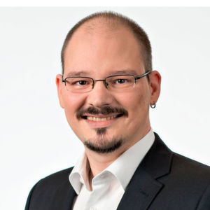 Marcel Binder, Technical Product Manager IT Storage bei Samsung